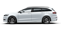 Ford Focus Station Wagon Dizel